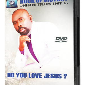 Do You Love JESUS