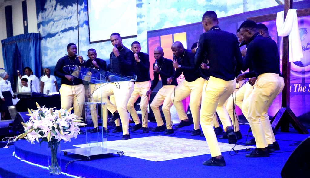 ABATHANDWA MUSICAL GROUP AT ROCK OF VICTORY MINISTRIES INT'L
