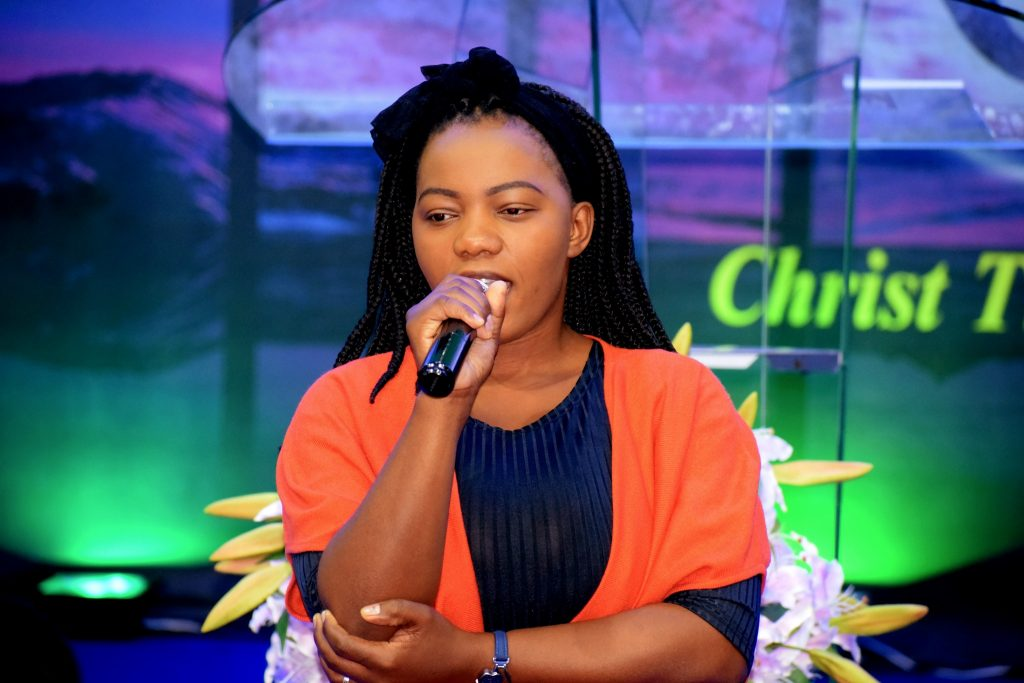 Fibroids melt in the Name of JESUS