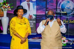 Ngobeni Family Testimony – Healed of COVID-19